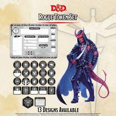 D&D Token Set: Rogue