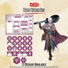 D&D Token Set: Bard