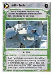 Artillery Remote - Unlimited