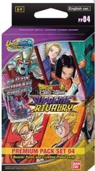 Dragon Ball Super - Premium Pack Set 04 - Supreme Rivalry