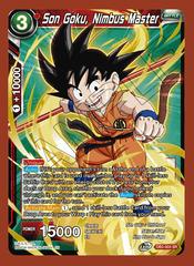 Son Goku, Nimbus Master - DB3-003 - SR