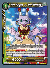 Hire-Dragon, a Fated Meeting - DB3-087 - C