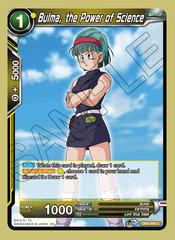 Bulma, the Power of Science - DB3-090 - C