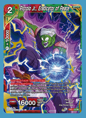 Piccolo Jr., Eradicator of Peace - DB3-115 - SR