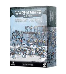 Space Wolves - Combat Patrol: Space Wolves (53-37)