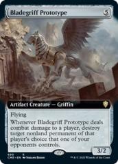 Bladegriff Prototype - Extended Art