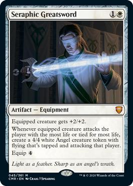 Seraphic Greatsword