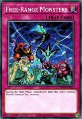 Free-Range Monsters - PHRA-EN077 - Common - 1st Edition
