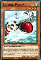 Jabbing Panda - PHRA-EN082 - Common - 1st Edition