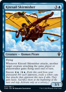 Kitesail Skirmisher - Foil