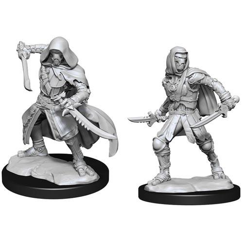D&D Nolzurs Marvelous Unpainted Miniatures: W14 Warforged Rogue