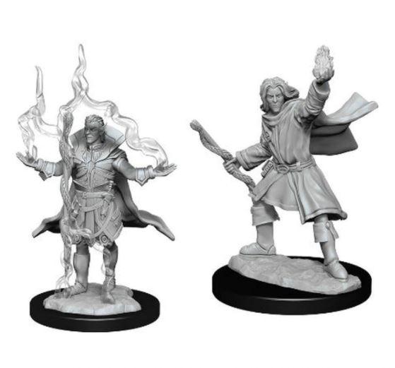 Pathfinder Battles Deep Cuts: Male Elf Sorcerer  (Wave 14)