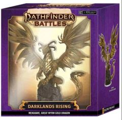 Pathfinder Battles: Darklands Rising - Mengkare, Great Wyrm Premium Set