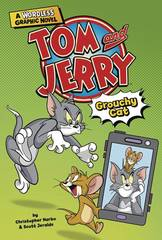 Tom & Jerry Yr Gn Grouchy Cat (STL170358)