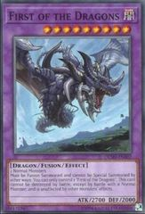 First of the Dragons - DEM4-EN007 - Common