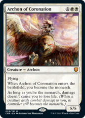 Archon of Coronation - Foil