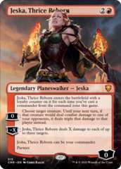 Jeska, Thrice Reborn - Borderless