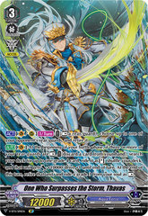 One Who Surpasses the Storm, Thavas - V-BT11/SP11EN - SP