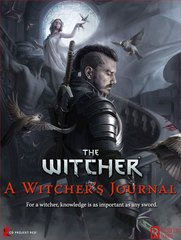 The Witcher Tabletop RPG: A Witcher's Journal