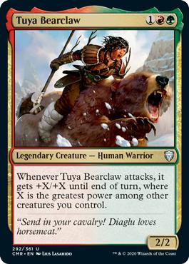 Tuya Bearclaw