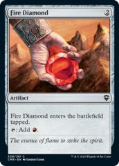 Fire Diamond