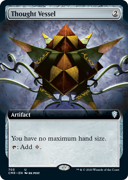 Thought Vessel (Extended Art)