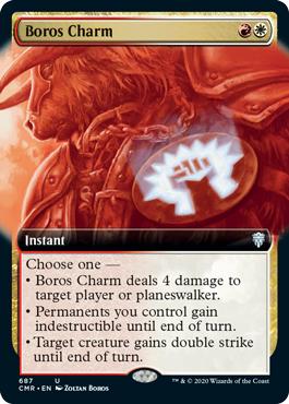 Boros Charm - Extended Art