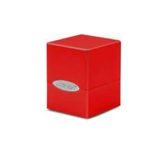 Ultra Pro - Satin Cube (Apple Red) (15587)