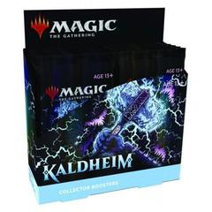 Kaldheim Collector Booster Pack Display (Presale: Available 02/05)