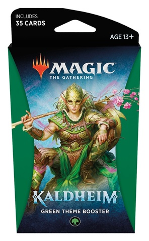 Kaldheim Theme Booster - Green