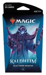 Kaldheim Theme Booster - Blue