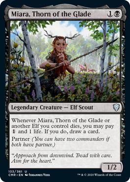 Miara, Thorn of the Glade