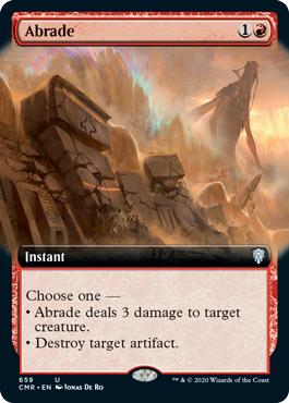 Abrade - Extended Art