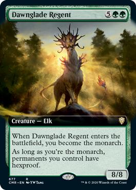 Dawnglade Regent - Extended Art