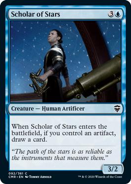 Scholar of Stars