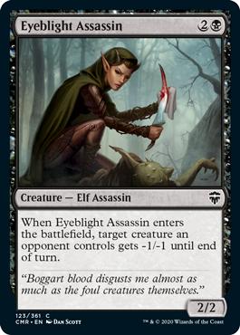 Eyeblight Assassin