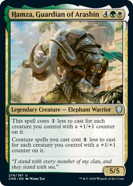 Hamza, Guardian of Arashin