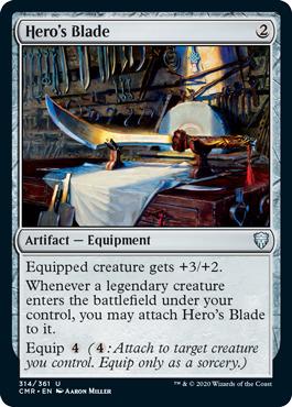 Heros Blade (314)