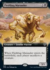 Fleshbag Marauder - Foil - Extended Art