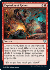 Explosion of Riches - Foil