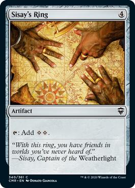 Sisays Ring - Foil