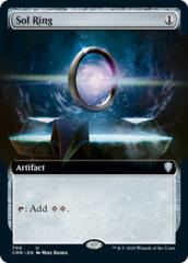 Sol Ring - Extended Art