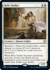 Relic Seeker - Theme Deck Exclusive