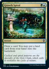 Growth Spiral - Theme Deck Exclusive