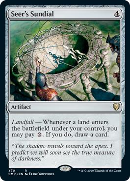 Seers Sundial - Theme Deck Exclusive