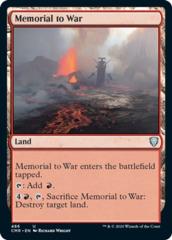 Memorial to War