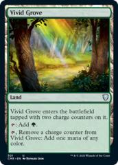 Vivid Grove - Theme Deck Exclusive