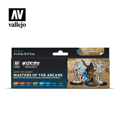 WizKids Paint Sets - Masters of the Arcane - VAL80257