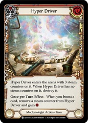 Hyper Driver - Unlimited Edition