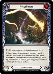 Reverberate (Red) - Rainbow Foil - Unlimited Edition